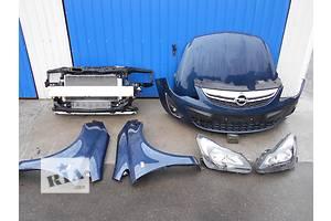 Бамперы задние Opel Corsa