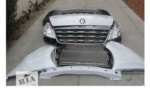 Бамперы передние Renault Master груз.