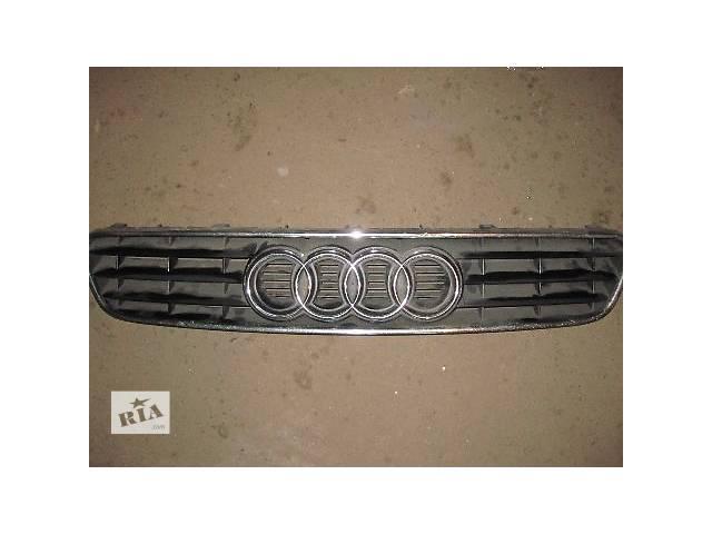 бу Детали кузова Решётка радиатора Легковой Audi A8 1998 оригинал идеал комплект в Харькове