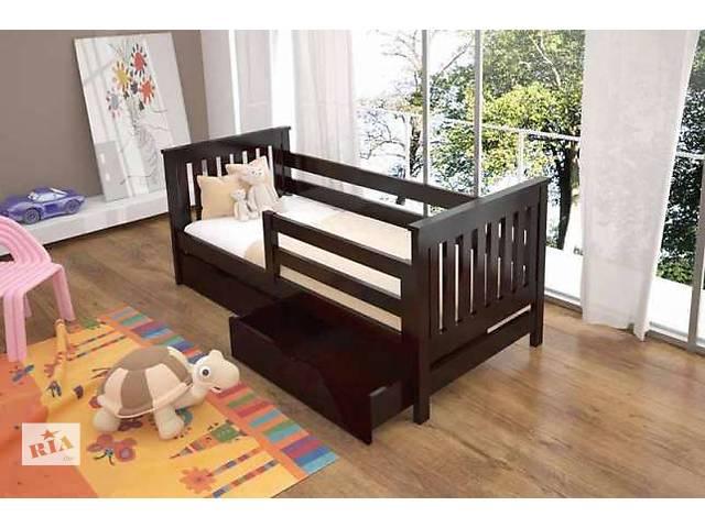 продам Детская кровать-кроватка Адель с дерева!! бу в Киеве