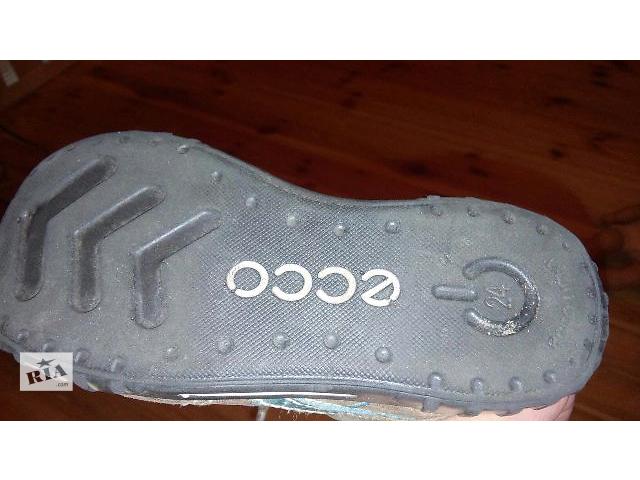 дитячі черевички весна - осінь фірми ECCO - объявление о продаже в Обухові  (Київській обл c50763906c9f8