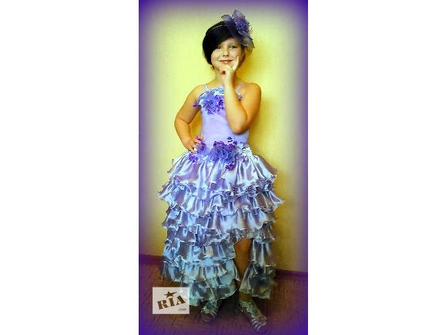 Дитячі сукні Дитячі бальні сукні новий Для дівчаток - Дитячий одяг в ... 02a61d976d8ae