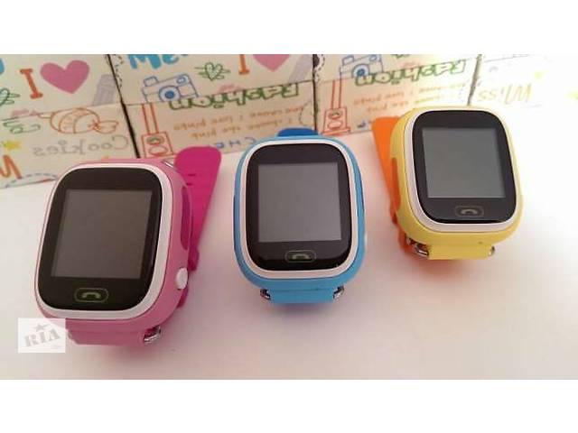 бу Детские умные часы Q90 ОПТОМ! Дропшиппинг! Оригинал WIFI+VIBRO в Харькове