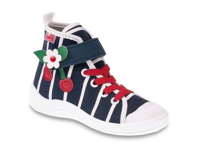 Дитячі високі текстильні кеди Befado (Польща) - Дитяче взуття в ... 2fbf846594314