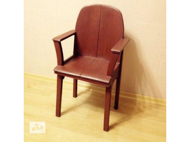 Детский дубовый стульчик.- объявление о продаже  в Харькове
