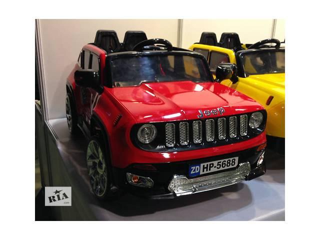 купить бу Детский электромобиль джип HP-5688 в Днепре (Днепропетровск)