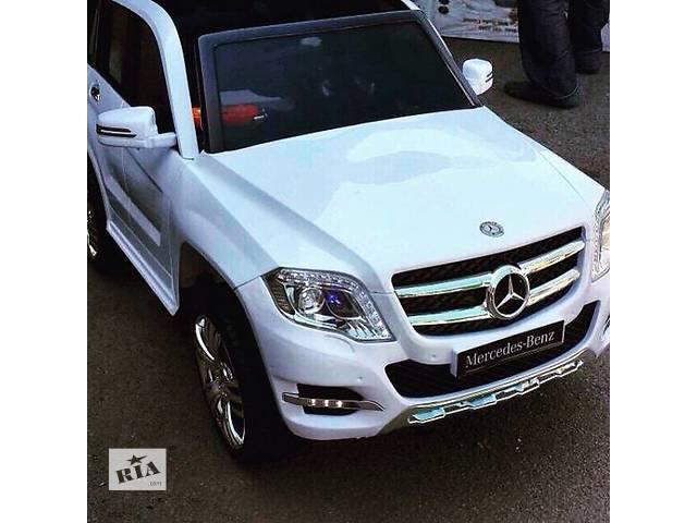 купить бу Детский электромобиль Mercedes AMG GL 63 EVA колесо пульт 2. 4 в Львове