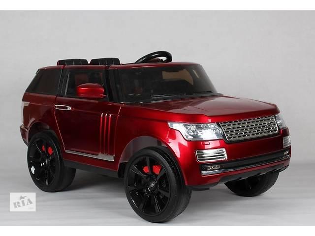 продам Детский электромобиль Range Rover 3153 EBRS-3: 12V, 8км/ч, 2.4G - БОРДО бу в Львове