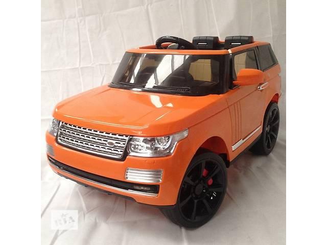 бу Детский электромобиль Range Rover 6628: 12V, 8км/ч, 2.4G - ОРАНЖ в Киеве