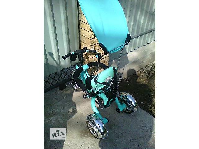 продам детский велосипед бу в Шишаки (Полтавской обл.)