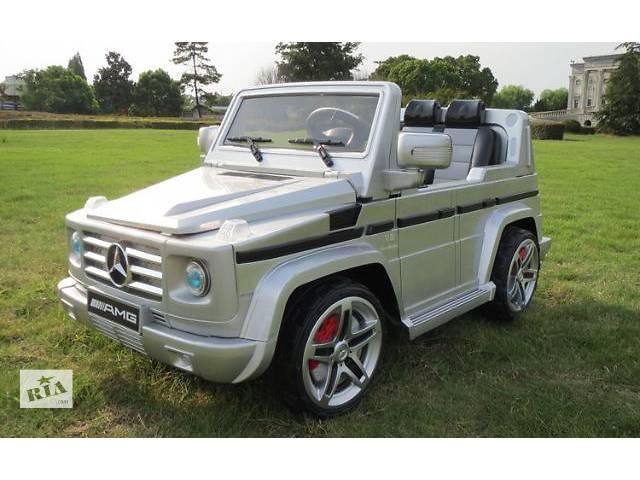 продам Детский электромобиль Mercedes AMG 55 бу в Львове