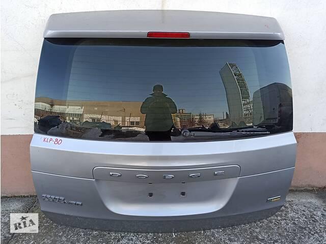 бу Dodge Grand Caravan Voyager 2011 - крышка багажника комплектная в Чернигове