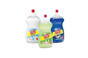 Миючі засоби для посуду W5