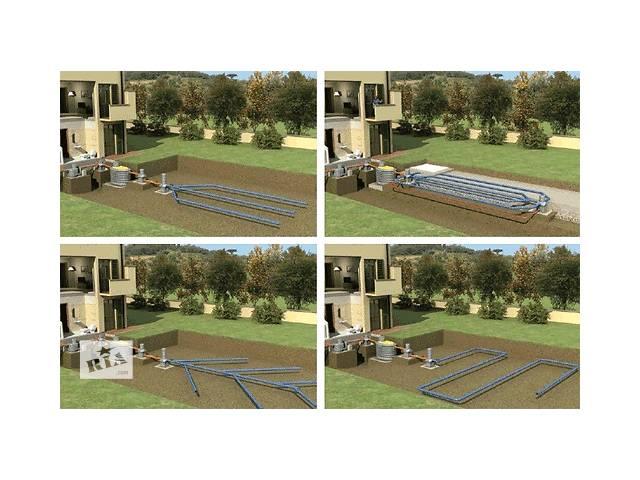 Автономные канализации (септики)- объявление о продаже   в Украине
