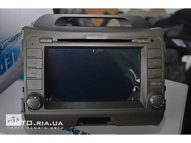 DVD/TV для Kia Sportage- объявление о продаже  в Харькове