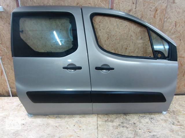 продам  Дверь боковая сдвижная для легкового авто Citroen Berlingo  B 9  2008  -- 2014 p бу в Ровно