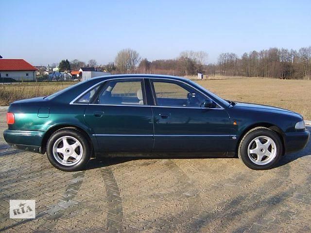 бу Дверь передняя для Audi A8 1997 в Львове