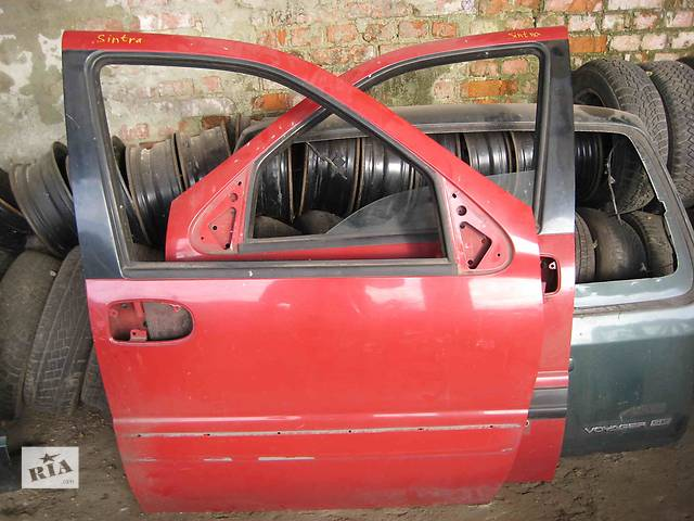 Дверь передняя для легкового авто Opel Sintra- объявление о продаже  в Львове