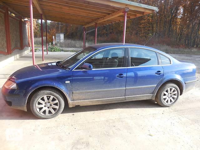 бу Дверь передняя для Volkswagen Passat B5+, 2002р. в Львове