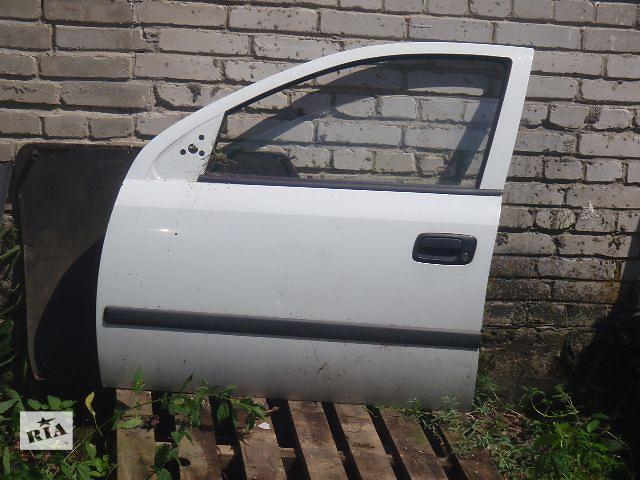 бу дверь передняя правая/левая для Opel Astra G 2001 в Львове