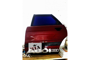 Двери задние Audi 80