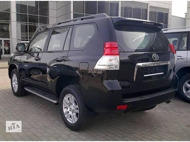 купить бу  Дверь задняя для легкового авто Toyota Land Cruiser Prado 150 в Ровно