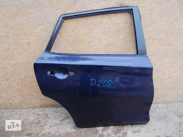 продам Двері задня для Nissan Pulsar C13 2014-2020 ПІД ЗАМОВЛЕННЯ бу в Києві