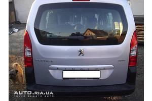 Крышки багажника Peugeot Partner груз.
