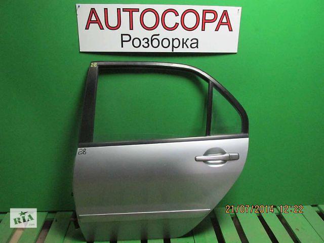 купить бу Дверь задняя для легкового авто Mitsubishi Lancer в Львове