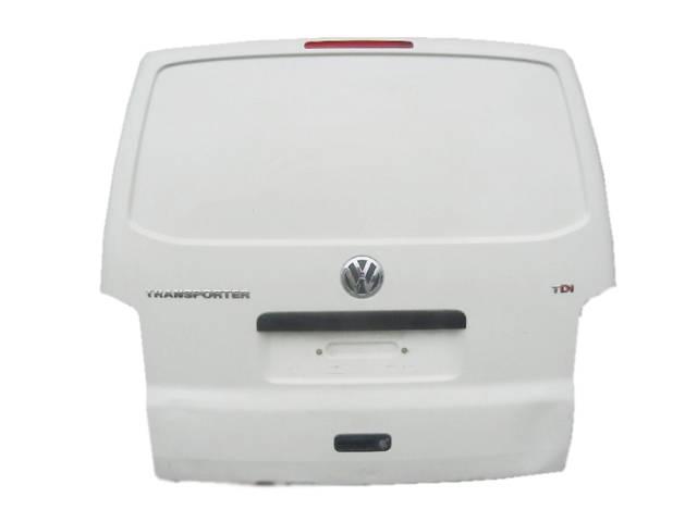 Дверь задняя ляда, кляпа распашонка Т5 Volkswаgen T5 со  - объявление о продаже  в Владимир-Волынском