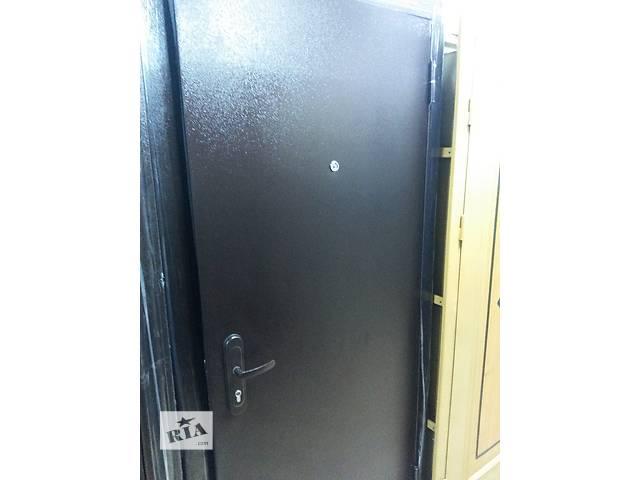купить бу Двери металлические Эконом МОЛ/МОЛ мод. ПС-50 2040*880 с ручкой Левые в Сумах