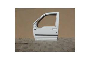 Двері передні ліві білі Форд Коннект