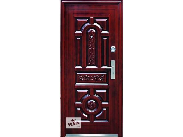 продам Двери входные металлические бу в Львове