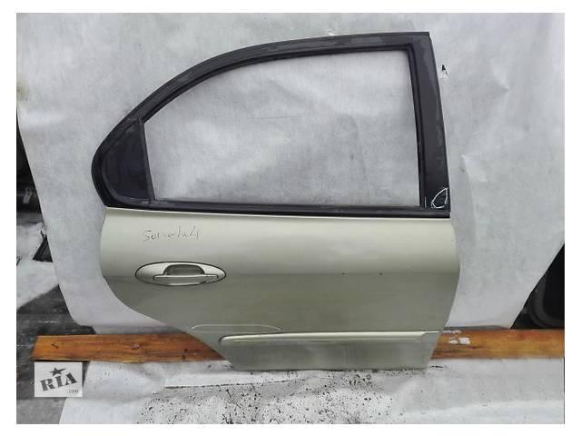 бу Двери/багажник и компоненты Дверь задняя Hyundai Sonata в Ужгороде