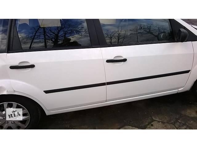 купить бу Двери передние Ford Fiesta mk6 Фиеста Дверь Дверка в Ровно