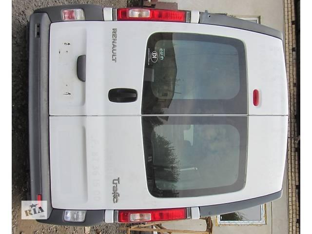 продам Двери задние высокие парус двері задні високі парус Renault Trafic Рено Трафик Opel Vivaro Опель Вив бу в Ровно