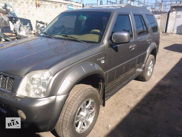 продам Двери/багажник и компоненты Дверь передняя Легковой Great Wall Pegasus Кроссовер 2008 бу в Киеве
