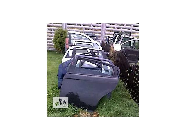 Двери/багажник и компоненты Дверь задняя Alfa Romeo 147- объявление о продаже  в Хусте