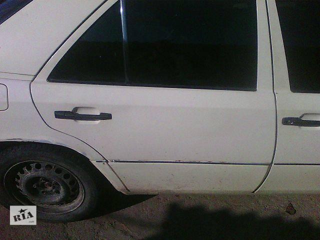 бу Двери/багажник и компоненты Дверь задняя Легковой Mercedes 124 в Жидачове