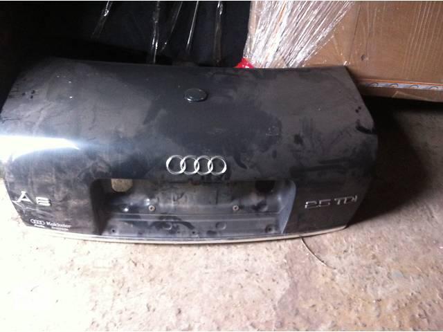 Двери/багажник и компоненты Крышка багажника Легковой Audi A6 Седан 2000- объявление о продаже  в Токмаке
