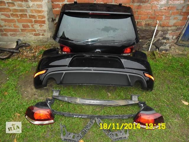 бу Електрообладнання кузова Ліхтар задній Легкове авто Volkswagen Golf VI GTI в Одесі