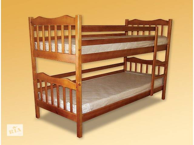 Двухярусная кровать Маугли- объявление о продаже  в Львове
