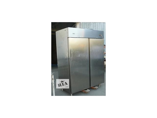 Двойной холодильный шкаф бу Zanussi для заведений хорека- объявление о продаже  в Киеве