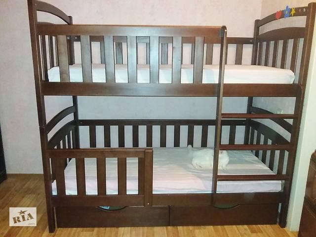 Двухъярусная кровать-трансформер Карина-Люкс детская!- объявление о продаже  в Киеве