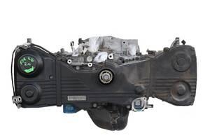Двигатель без навесного оборудования 2.0 (EJ204) 05-07 не турбо Subaru Forester (SG) 02-08 10100BR220 (3475)