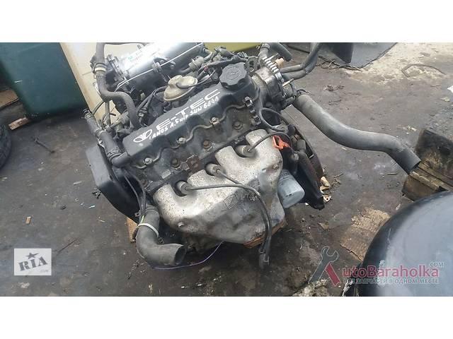 купить бу Двигатель DAEWOO LANOS, део ланос 1.5 8-кл. б/у гарантия  в Киеве