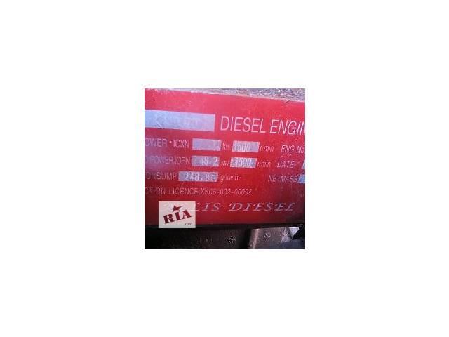 купить бу Двигатель для спецтехники в Тульчине