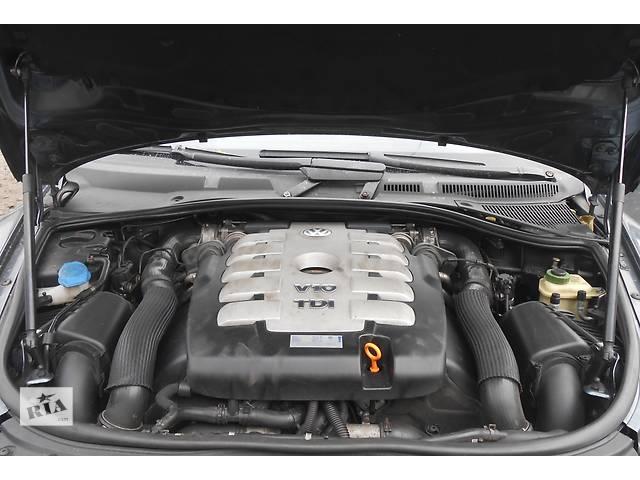 бу Двигатель Двигун Мотор 5.0 V10 TDI Volkswagen Touareg Vw Туарег Туарек в Ровно