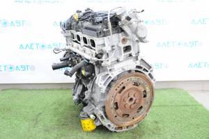 Двигатель Ford Focus mk3 11-14 2.0 103к, топляк, клин, дыры в полуподдоне, на запчасти FM5Z-6006-A разборка Алето Авто