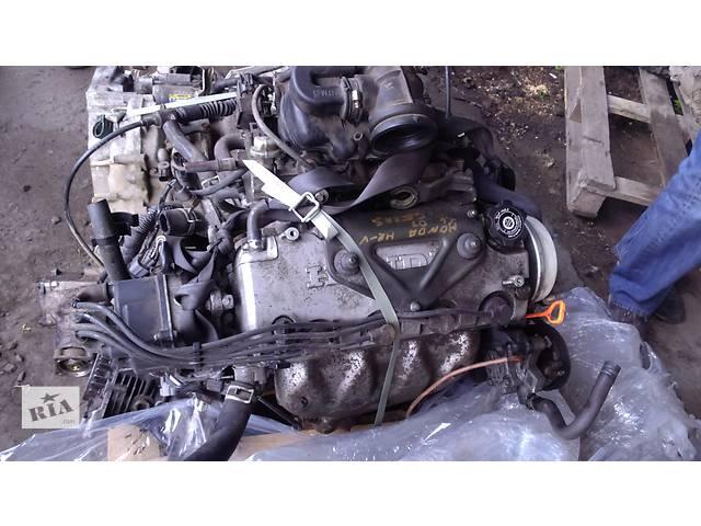 продам Двигатель Honda HR-V бу в Одессе